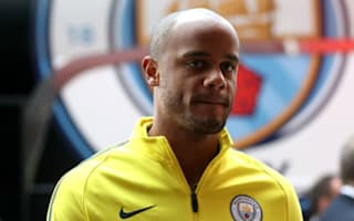 Kompany starts in Chelsea v City as Delph, Zouma return
