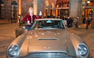 George Harrison's Aston Martin DB5 to be offered at auction