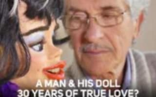 Ventriloquist falls in love with dummy