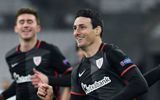Valencia 2 Athletic Bilbao 1 (2-2 agg): Aduriz seals away-goals success