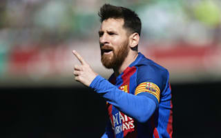Mascherano: Messi and Barcelona like a marriage - and there's no reason for divorce