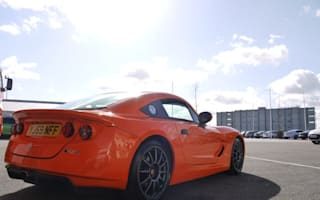 Spinning a Ginetta is easy: Ginetta G40 track test review