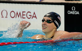 BREAKING NEWS: Rio 2016 - Ledecky storms to 800m freestyle in world record time