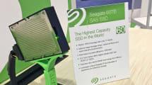 Seagate presenta una monstruosa unidad SSD de 60 TB
