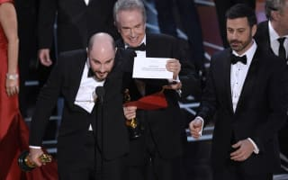 PricewaterhouseCoopers, the Oscars, and how to take the blame at work