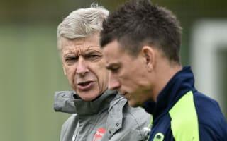 Koscielny: Wenger has built men at Arsenal