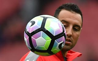 Santi Cazorla gives Achiles surgery two thumbs up