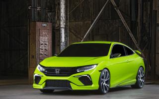 Honda unveils next generation Civic concept