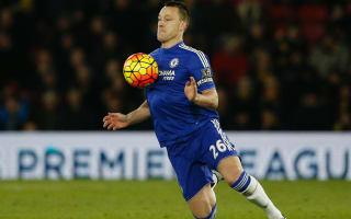 Terry as good as ever, says Azpilicueta