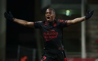 Dijon 0 Nice 1: Cyprien strikes to keep pressure on leaders