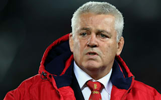 Lions shortcomings can be fixed, says Gatland