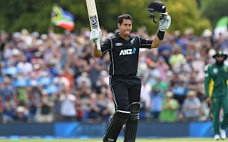 Taylor ton helps New Zealand past South Africa