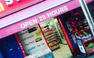 The off licence that breaks the laws of physics to open for longer