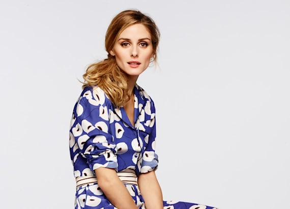Olivia Palermo's newest project could be her prettiest collaboration yet