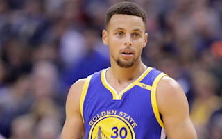 Curry dons Raiders jersey after beloved Panthers lose