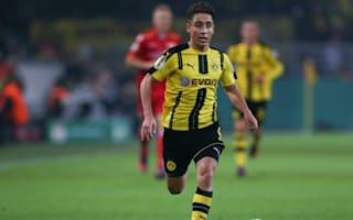Dortmund teenager Mor dreaming of Madrid move