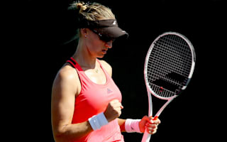 Lucic-Baroni moves into Charleston semis, Wozniacki denied