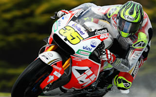 Crutchlow wins in Australia after Marquez crashes out