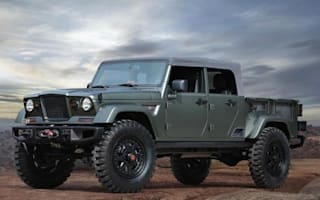 Hints of new models hidden in Jeep's latest concepts, says chief designer