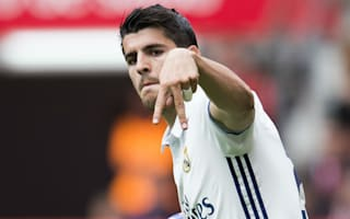 Madrid, Man United yet to hold Morata talks - Perez