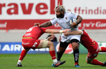 France lose Bastareaud and Chouly for Ireland clash