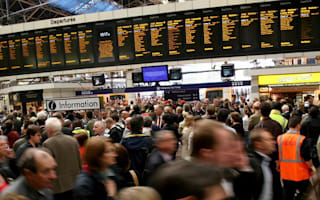 Rail passengers face chaos this Bank Holiday weekend