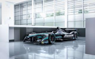 Jaguar launch Formula E challenger for 2017 season