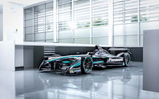 Jaguar launch Formula E challenger for 2017 season