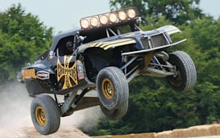 Jesse James coming to Goodwood Festival