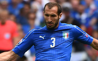 Juventus confirm Chiellini's Italy withdrawal