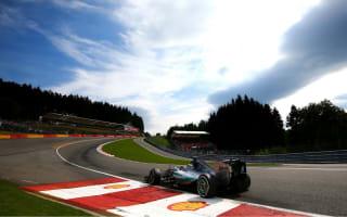 F1 Raceweek: Hamilton hunting milestone and Rosberg's curse - Belgian GP in numbers