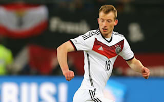 Germany international Arnold signs Wolfsburg renewal
