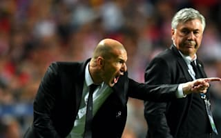 Zidane ready to turn Ancelotti lessons upon his old master in Bayern-Madrid clash