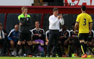 Woking 1 Watford 1: Mazzarri starts with a draw