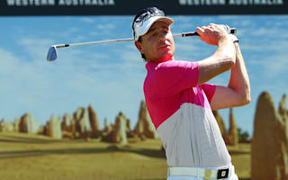 Rumford and Uihlein lead in Perth