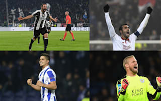 Porto's home comforts, shot-shy Leicester & Sevilla meet - Champions League in Opta numbers