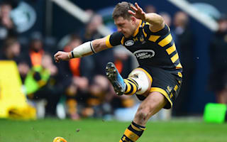 Gopperth treble sends Wasps six points clear at the top