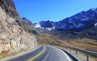 World's best roads for adventurous drivers