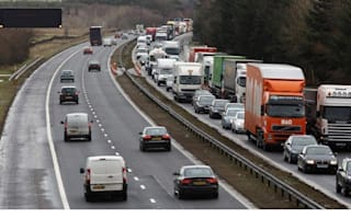 Toll charge for foreign lorry drivers using UK roads?