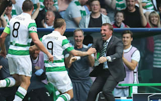 Celtic not the finished article yet, says Rodgers
