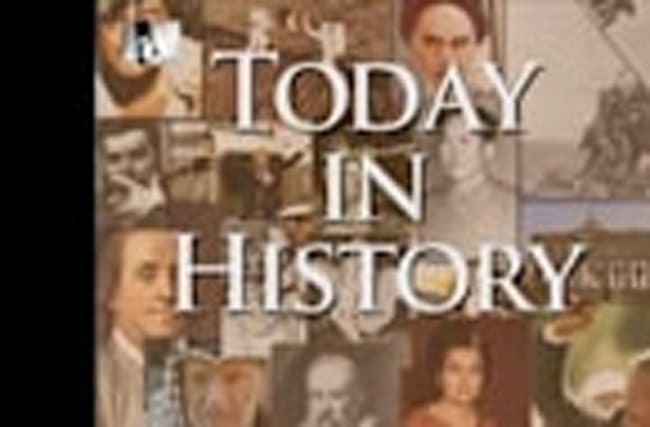 Today in History for  May 29th