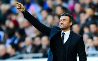 Luis Enrique fumes at 'shocking' Filipe Luis challenge