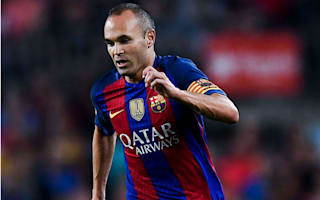 Iniesta is the best in the world, claims Menotti