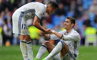 Zidane reveals Ronaldo's favourite position