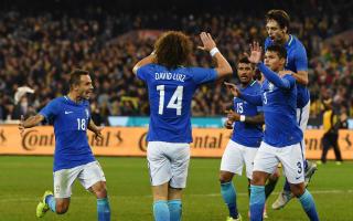 Australia 0 Brazil 4: Silva gets golden redemption at MCG