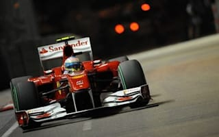 Alonso soaks up the pressure for supreme Singapore win