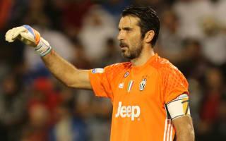 Buffon: Juventus should have had it won after 25 minutes