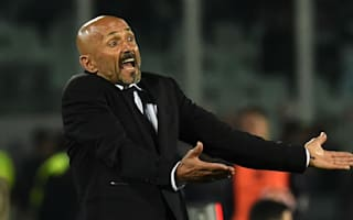Second place is Roma's Scudetto, Spalletti claims