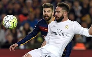 Carvajal: Zidane told us to fight to the death in Clasico