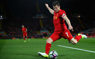 Milner tells Liverpool to 'suck it up' amid mounting injuries